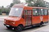 Traction Motors, Smethwick (Little Red Bus) C822 CBU