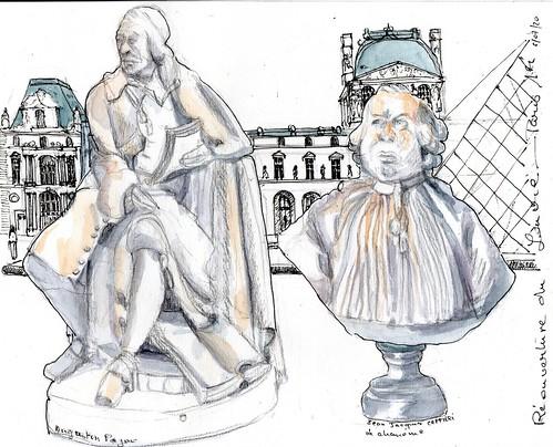Paris 1er : réouverture du Louvre