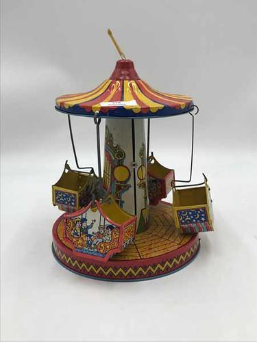 Tin Vintage Carousel ($84.24)