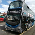 Go North East 6111 on the 311
