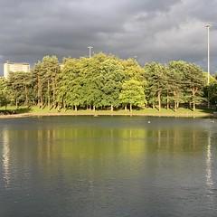 Photo of Victoria Park Evening