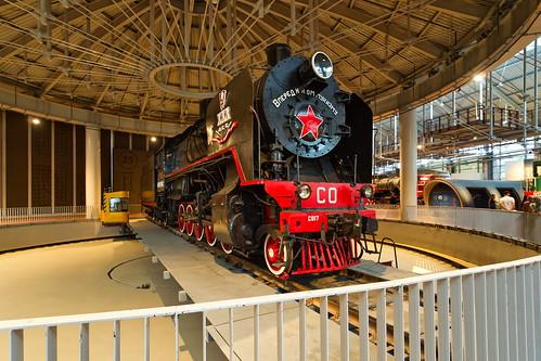 Russian Railway Museum 5 ©  Alexxx Malev