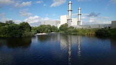 Photo of Carrington Power Station, Greater Manchester.