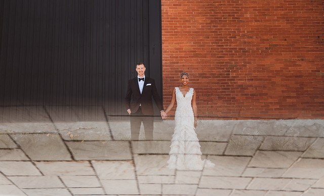 Chantique & John  // Guelph, Ontario // Intimate Wedding // Wedding
