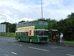 Photo of 2007-07-01 - Preserved Eastern Scottish Volvo Ailsa/Alexander VV773 (CSG773S) at Fairmilehead