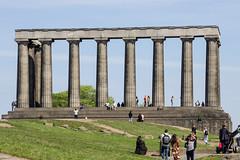 Photo of National Monument of Scotland, New Town, Edinburgh, Scotland