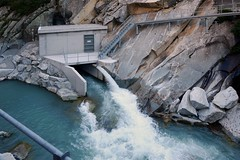 Urnerloch - Residual hydroelectric power plant