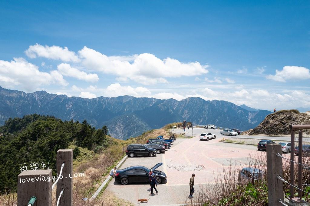 【南投 Nantou】合歡山天氣晴  最短的尖山步道登頂 海拔3217m欣賞中央山脈 @薇樂莉 Love Viaggio | 旅行.生活.攝影