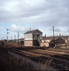 Photo of Ellesmere Port No. 2 Signal Box.