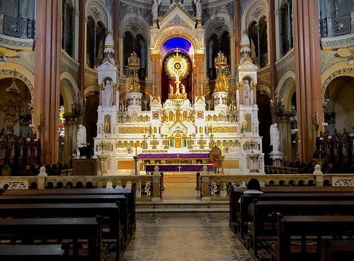 2020 - Buenos Aires - Basílica Santísimo Sacramento - 1 of 2