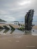 Hi-res the wreck of the Helvetia at Rhossili 2020 07 07 #3