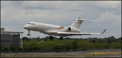 Photo of 9H-VBG Global 6500 c/n 60003 TAG Aviation Malta (Farnborough-EGLF) 07/07/2020