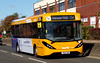 First Glasgow 44689 YW68OWM (2nd October 2019)