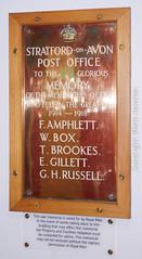 Photo of Stratford Upon Avon Post Office (WMR: 38529)