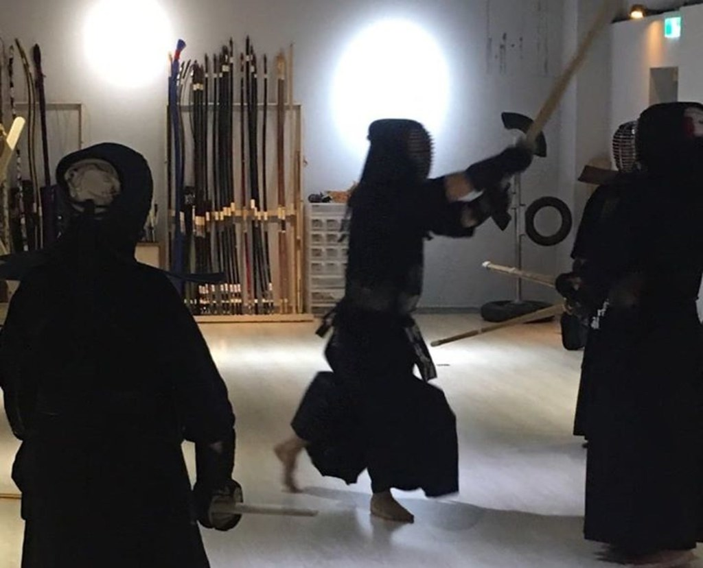 【新聞照片2】躾學劍道體驗