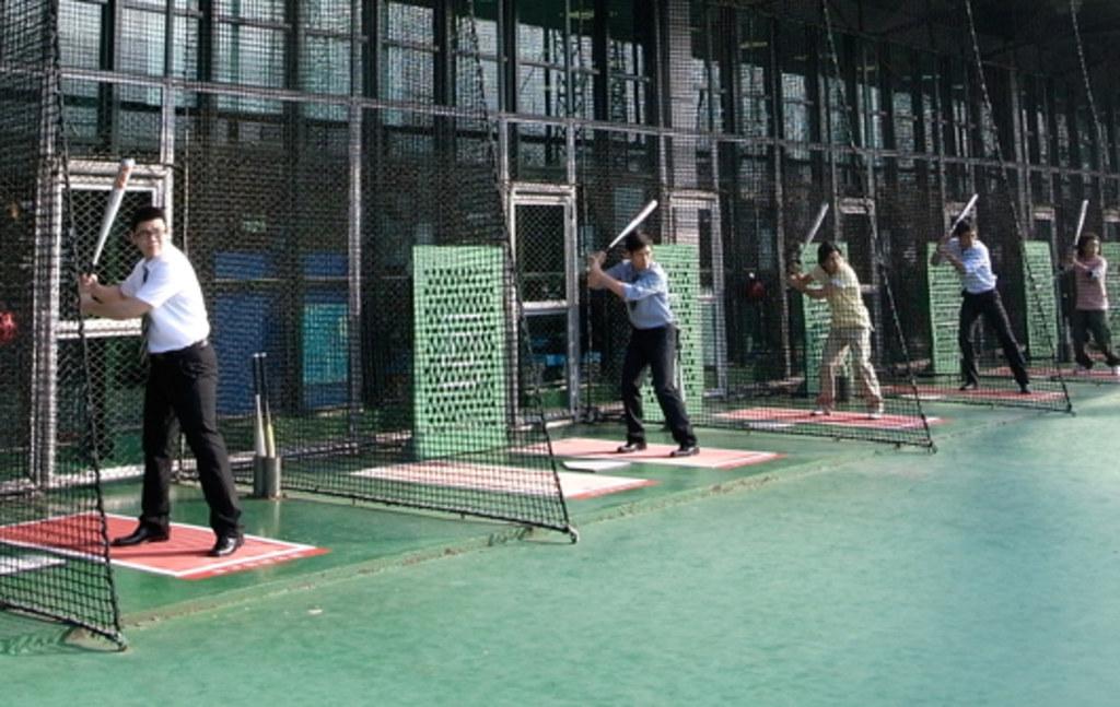 【新聞照片3】大魯閣棒壘球打擊場