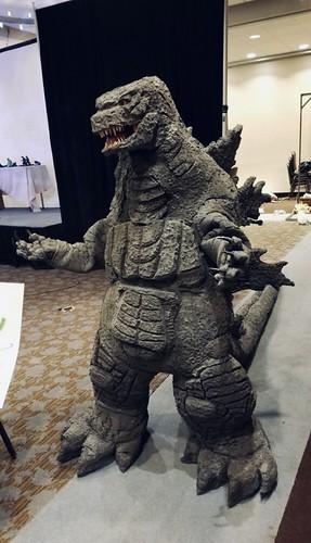 Godzilla 2019 Cosplay Pose!