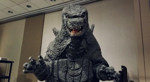 Godzilla 2019 Cosplay Front View