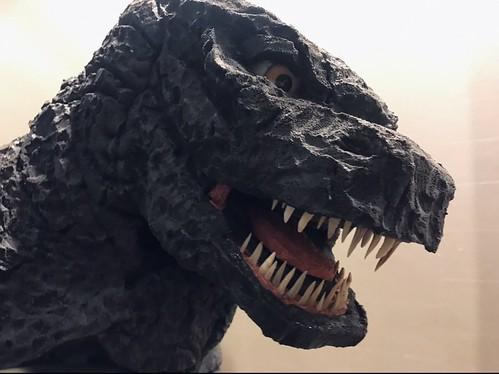 Godzilla 2019 Cosplay Mouth/eye