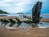 Hi-res the wreck of the Helvetia at Rhossili 2020 07 07 #2