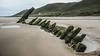 Hi-res the wreck of the Helvetia at Rhossili 2020 07 07 #5