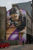 Mural, Mitchell Lane, Glasgow
