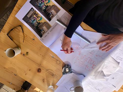 New COVID19-safe open-plan Radiofabrik Office 2020