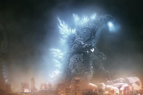 Godzilla Vs Ant Man