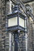 Old Gas Lamp, Glasgow Cathedral, Glasgow - 11th May 2020
