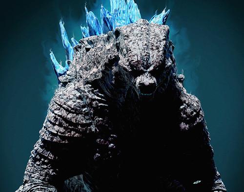 Godzilla_by_Dopepope