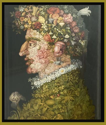 Three Allegories: Spring (ca. 1555-1560)
