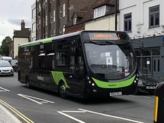 Photo of Newbury & District 164 (Reading Buses)