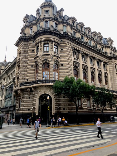 2020 - Buenos Aires - Centro Naval Building - 1 of 2