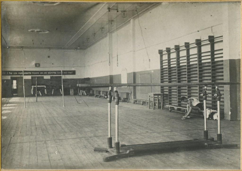 фото: ДИИТ - Спортзал 1953-40-2 PAPER1600 [Бусыгина Н.Д.]