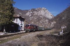 Chemin de fer des Rhodopes - Bulgarie