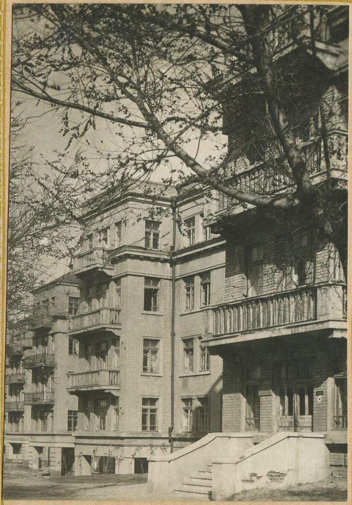 фото: ДИИТ - Общежитие N2 1953-42-2 PAPER1600 [Бусыгина Н.Д.]