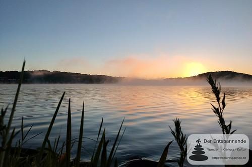 SunriseRun um den Bostalsee