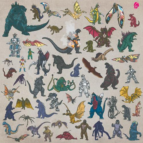 All Kaiju