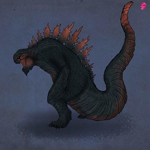 Godzilla - GWoM