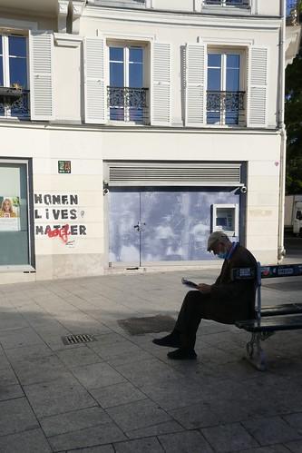 Women lives matter