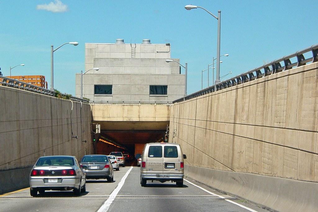 Hampton Roads Bridge-Tunnel, westbound [04]