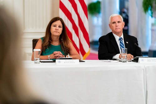 The National Dialogue on Safely Reopenin by The White House, on Flickr