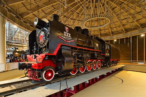 Russian Railway Museum 6 ©  Alexxx Malev
