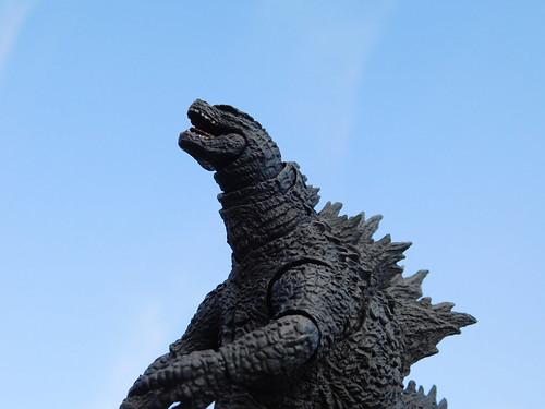SH MonsterArts Godzilla 2019