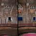 06  2016 Watchtower Level 2 Murals - Before and After Conservation Work