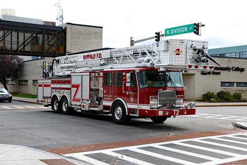 Buffalo Fire Department Truck 2