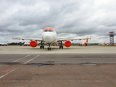 Photo of Easyjet Southend airport
