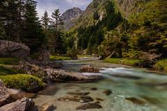Gave de Lutour @ The Pyrenees