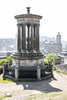 Dugald Stewart Monument, New Town, Edinburgh, Scotland