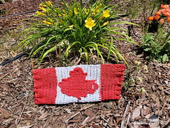 July 1, 2020 - A bit of Canada in Thornton, eh? (LE Worley)